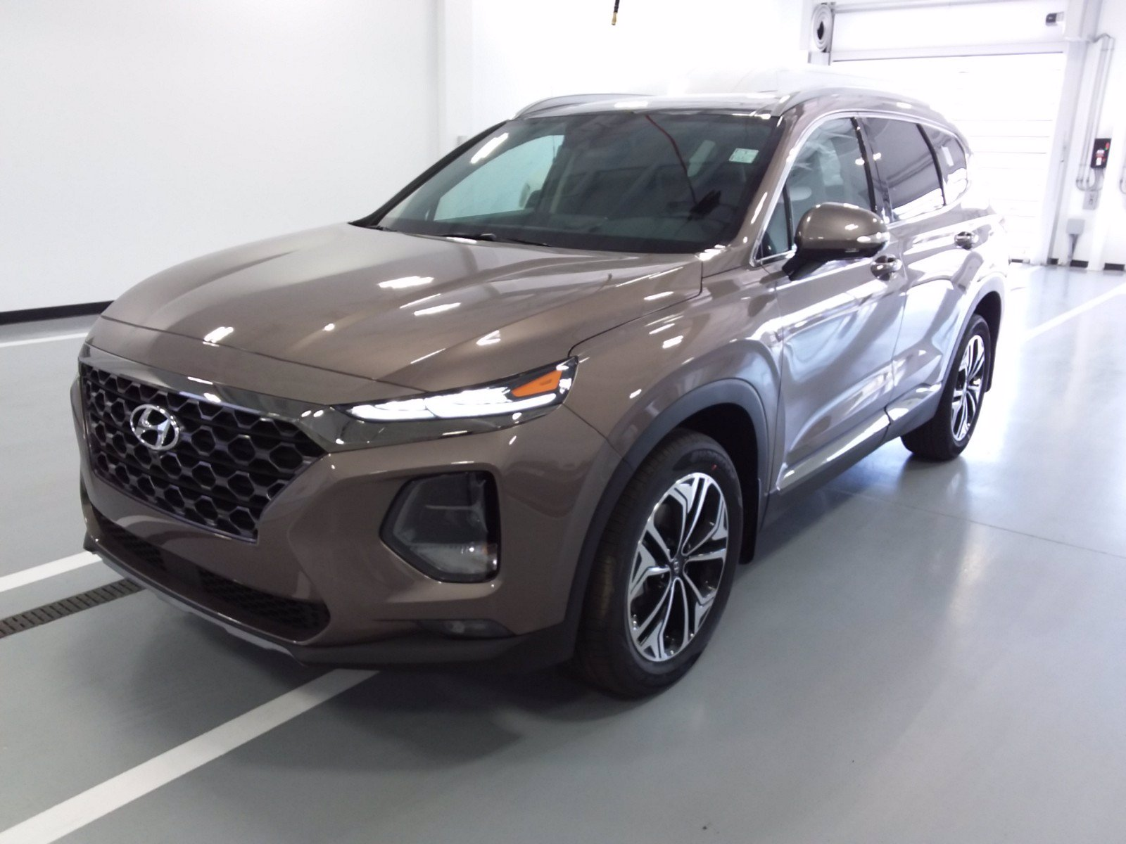 New 2020 Hyundai Santa Fe Limited